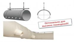 (Русский) Тканевые воздуховоды FabricAir  (Дания).